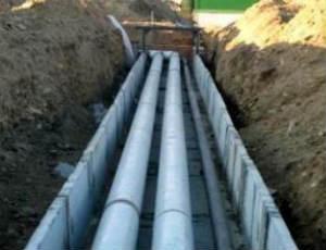 Проведение капитального ремонта тепловых сетей (#38562973)