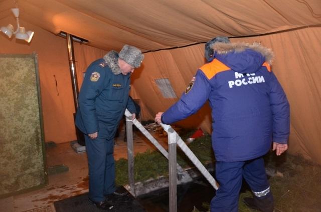 Новый Регион: За ночь в крещенскую прорубь нырнули 34 тысячи свердловчан (ФОТО)
