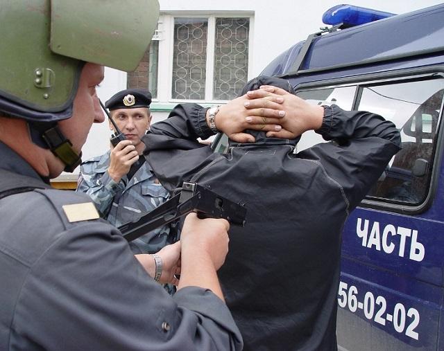 ВЕкатеринбурге подполковник милиции попался наполумиллионной взятке