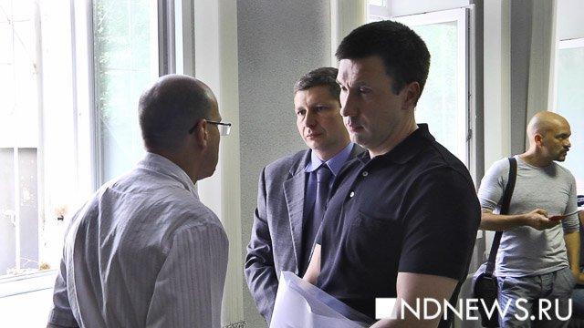 Суд продлил домашний арест главе свердловского Мингосимущества, обвиняемому вовзяточничестве