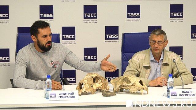 Кости исполинских пещерных львов найдены вбашкирской пещере