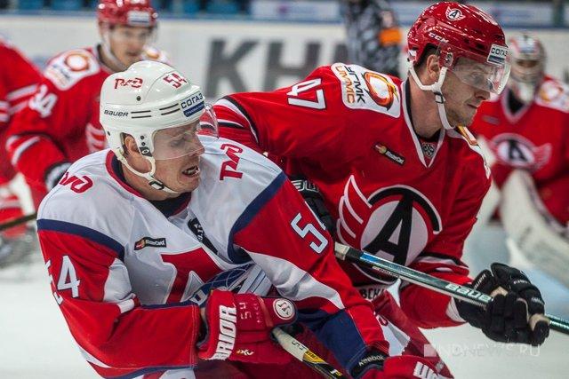 «Автомобилист» проиграл 10 из11 последних матчей вКХЛ
