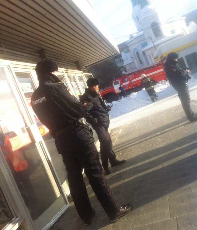 ВЕкатеринбурге эвакуировали пассажиров метро состанции «Уральская» из-за подозрительного пакета