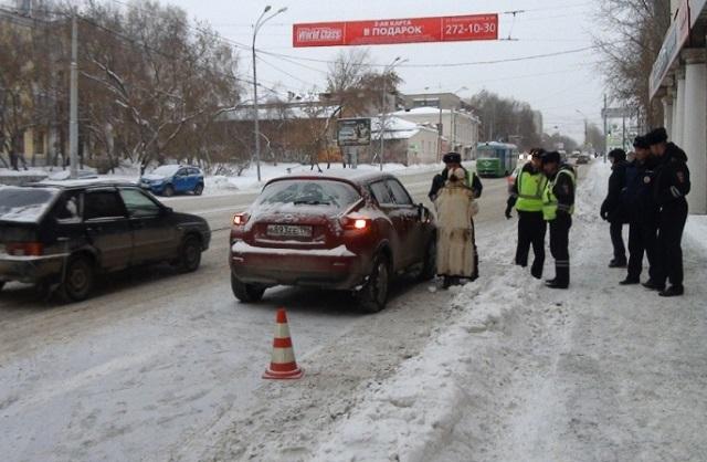Автоледи наиномарке сбила школьника вЕкатеринбурге