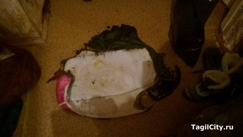 ВНижнем Тагиле непотушенная сигарета погубила маму сдочкой