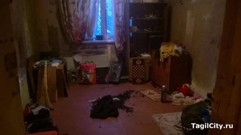 Впожаре вНижнем Тагиле умер младенец