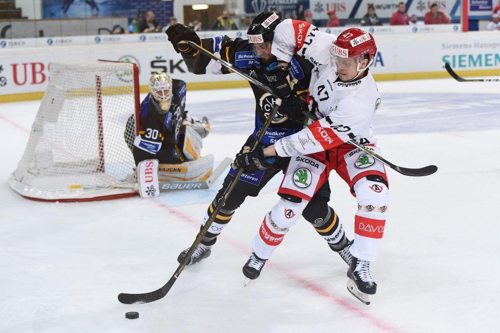 Минское «Динамо» сыграет с«Давосом», проигравшим сборной Канады