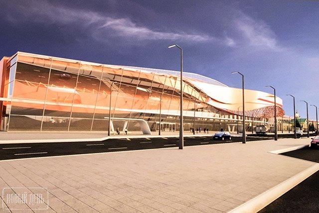 ВЧелябинске представили архитектурные проекты для саммитов ШОС иБРИКС