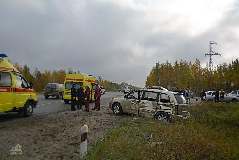 Натрассе Нижневартовск-Радужный случилось резонансное ДТП 2790 4