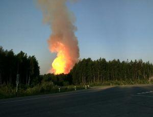 В Свердловской области горит 260 гектаров леса: под Пелымом ситуация ухудшается